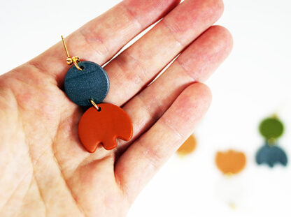 Bloom Earrings in Hand