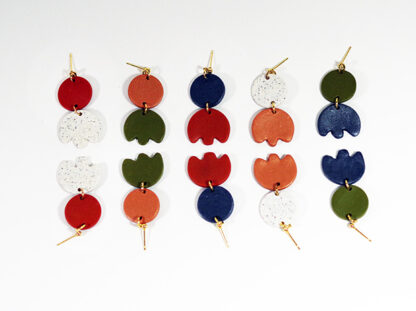Bloom Earrings All Colors