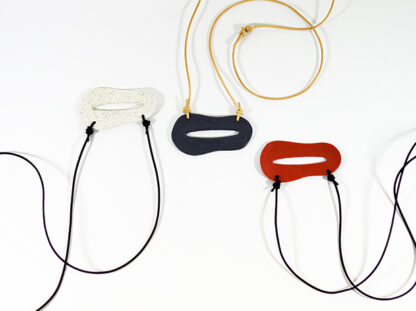 Creo Necklace - From Above