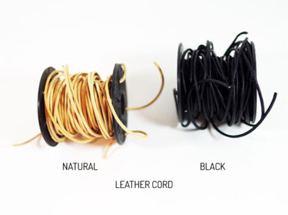 Creo Necklace - Leather Options