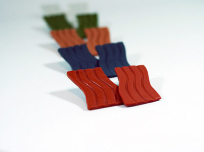 Fio Earrings - All Colors Closeup
