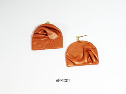 Forma Earrings - Apricot