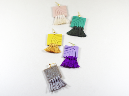 Lola Earrings - All Colors - 1