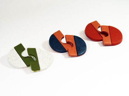 Minimus Earrings - Three Colors