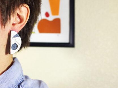 Pax Earrings - In Ear