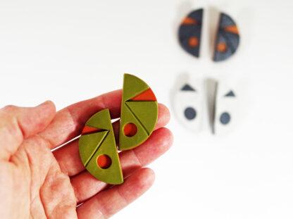 Pax Earrings - In Hand