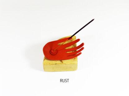 Sano Incense Holder - Rust