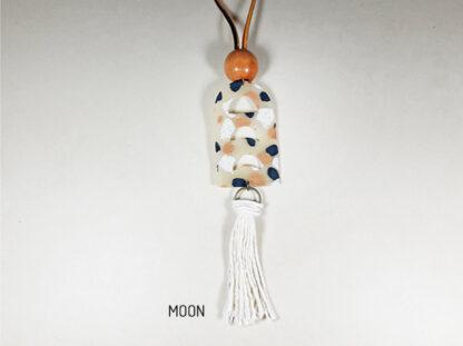 Moon style as wall decor