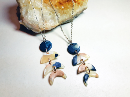 Many Moons Necklace
