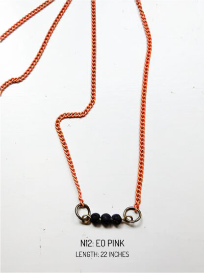 EO PINK Necklace
