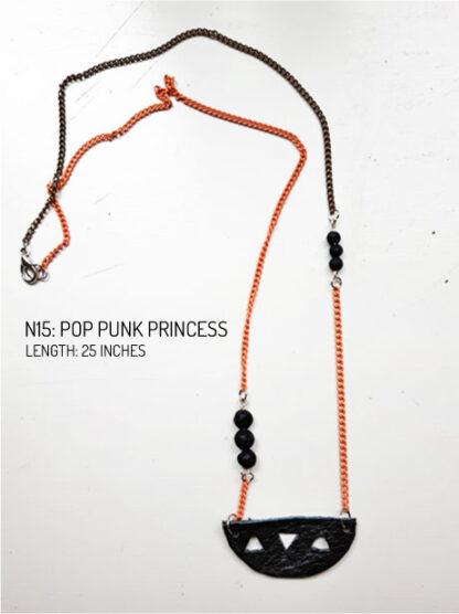 Pop Punk Princess Necklace