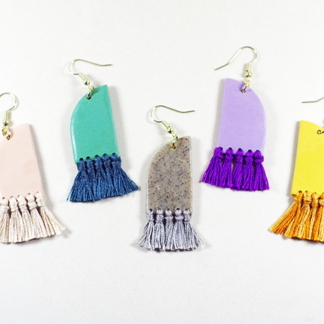 Calico Earrings all colors