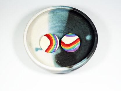 Stardust Earrings - On Display