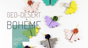 Geo-desert Boheme Collection