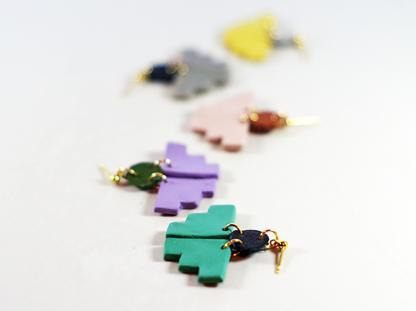 Pioneer earrings all colors
